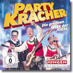 Cover: Die Jungen Zillertaler - Partykracher – Die größten Hits der JUZIs