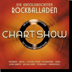 Cover: Die ultimative Chartshow - Die erfolgreichsten Rockballaden - Various Artists