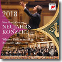 Cover:  Neujahrskonzert 2018 - Various Artists