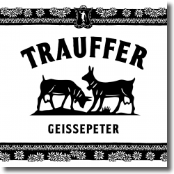Cover: Trauffer - Geissepeter