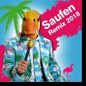 Cover: Ingo ohne Flamingo - Saufen (Remix 2018)