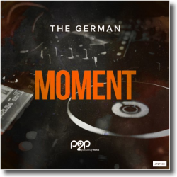 Cover: The German - Moment