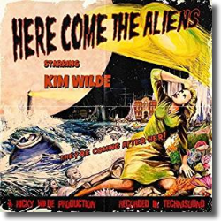 Cover: Kim Wilde - Here Come The Aliens