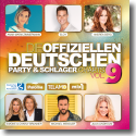 Cover: Die offiziellen Deutschen Party & Schlager Charts Vol. 9 - Various Artists