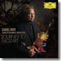 Cover:  Daniel Hope - Journey To Mozart