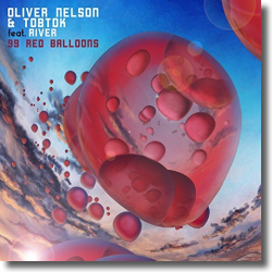 Cover: Oliver Nelson & Tobtok  feat. River - 99 Red Balloons