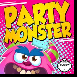 Cover: Buddy - Partymonster