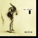 Cover:  Mills - monochrome