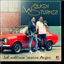 Cover: Die Wolkenstürmer - Ich schließ meine Augen!