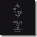 Cover:  Mama Thresl Vol. 01 - Urban Soul Meets The Alps - Various Artists