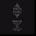 Cover:  Mama Thresl Vol. 01 - Urban Soul Meets The Alps - Various Artists
