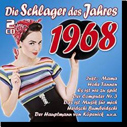 Cover: Die Schlager des Jahres 1968 - Various Artists