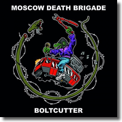 Cover: Moscow Death Brigade - Boltcutter