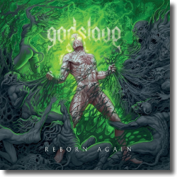 Cover: Godslave - Reborn Again