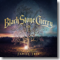 Cover:  Black Stone Cherry - Family Tree