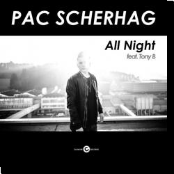 Cover: Pac Scherhag feat. Tony B. - All Night