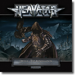 Cover: Heavatar - Opus II - The Annihilation