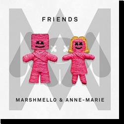 Cover: Marshmello & Anne-Marie - Friends