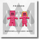 Cover: Marshmello & Anne-Marie - Friends