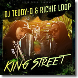 Cover: DJ Teddy-O & Richie Loop - King Street