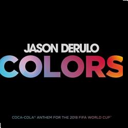 Cover: Jason Derulo - Colors