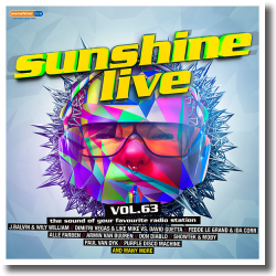 Cover: sunshine live Vol. 63 - Various Artists