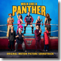 Cover:  Walk Like A Panther - Original Soundtrack