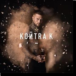 Cover: Kontra K - Erde & Knochen