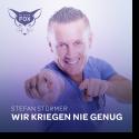 Cover:  Stefan Stürmer - Wir kriegen nie genug