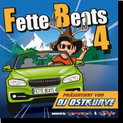 Cover: Fette Beats 4 (Präsentiert von DJ Ostkurve) - Various Artists