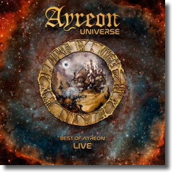Cover: Ayreon - Ayreon Universe - Best of Ayreon Live