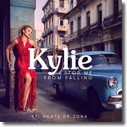 Cover: Kylie Minogue - Stop Me From Falling