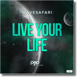 Cover: Wavesafari - Live Your Life