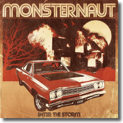 Cover: Monsternaut - Enter The Storm