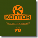 Cover:  Kontor Top Of The Clubs Vol. 78 - Various Artists
