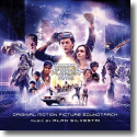 Cover:  Ready Player One - Original Soundtrack