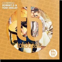 Cover: Robert D & Tom Deelay - Conmigo