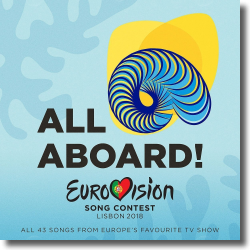 Cover: Eurovision Song Contest 2018 - Lissabon - Various Artists