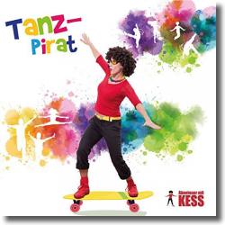 Cover: Abenteuer mit Kess - Tanzpirat