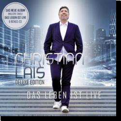 Cover: Christian Lais - Das Leben ist live