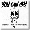 Cover: Marshmello x Juicy J feat. James Arthur - You Can Cry