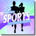 Cover:  Kontor Sports 2018 - My Personal Trainer - Various Artists