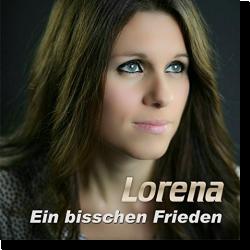 Cover: Lorena - Ein bisschen Frieden