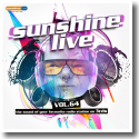 Cover:  sunshine live Vol. 64 - Various Artists