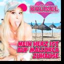 Cover:  Krümel - Mein Herz ist auf Malle zu hause