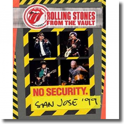 Cover: The Rolling Stones - From The Vault: No Security, San Jose '99