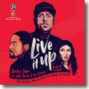 Cover: Nicky Jam, Will Smith & Era Istrefi - Live It Up (Official Song 2018 Fifa World Cup Russia)