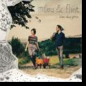Cover:  Milou & Flint - Blau über grün