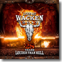 Cover:  Live At Wacken 2017 - 28 Years Louder Than Hell - Various Artists