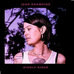Cover: Jenn Champion - Single Rider